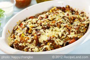 Vegetable Nachos (Improved)