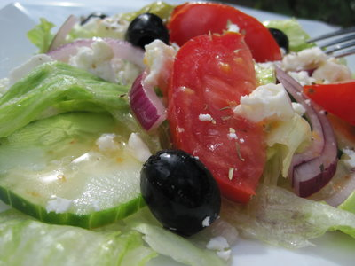 Favourite Classic Greek Salad