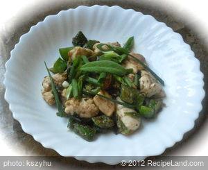 Many Spice Chicken Stir-Fry