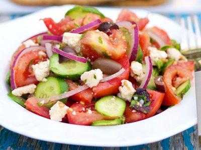 Summer Greek Salad