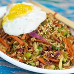 Quick-Easy Bibimbap