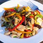 Mediterranean Chicken and Figs