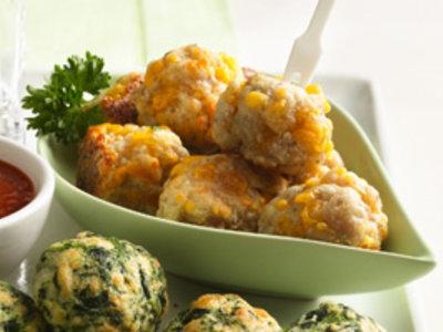 Sausage-Cheese Balls