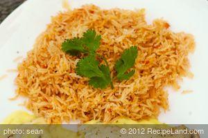 Tamatar Bhat (Tomato Rice Pilaf)