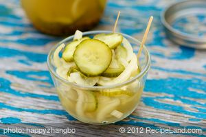 Easy Sweet-Sour Cucumber Pickles