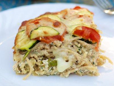 Renee's Pasta-Vegetable Bake