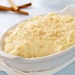 Crockpot Rice Pudding