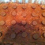 Decadent Peanutty Brownies