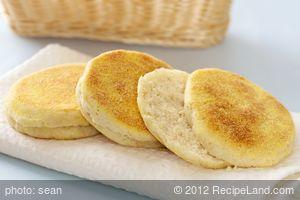 English Muffins 3