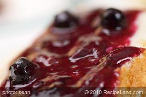 Blueberry 'N' Spice Sauce