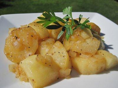 Honey-Roasted Potatoes