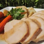 Oven-Roasted Pork Tenderloin and Vegetables
