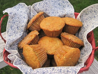 Kids-Cook: Banana Nut Muffins