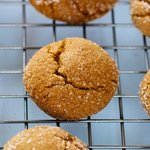 Snappy Gingersnap Cookies