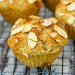 Lemony Ricotta Muffins