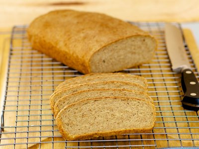 Buckwheat Oat Bread