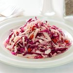 Marvellous Marinated Coleslaw
