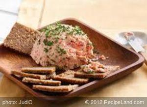 Easy Salmon Pate Dip
