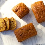 Oatmeal Pumpkin Bread