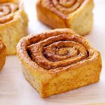 Whole Wheat Pumpkin Cinnamon Rolls