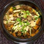 Sweet Potato Miso Stew