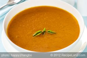 Farmer's Fresh Tomato Soup