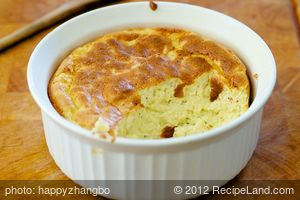 Amazing Cauliflower Souffle