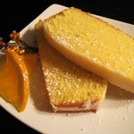 Orange Loaf Cake (Pound Cake)