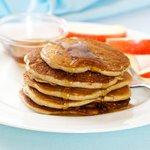 Buttermilk Apple Pancakes