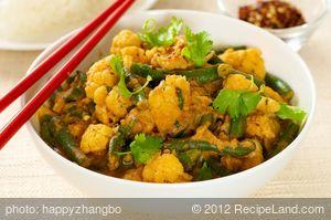 Thai Cauliflower Curry
