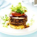 Paleo Australian Hamburger