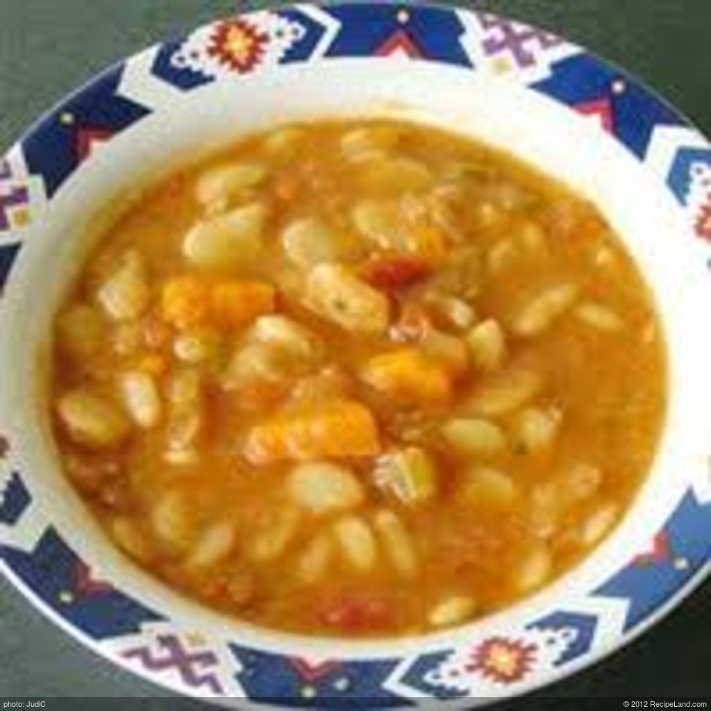 Curry Bean Soup