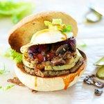 Australian Veggie Burger