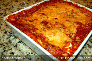 The #1 Lasagna Recipe
