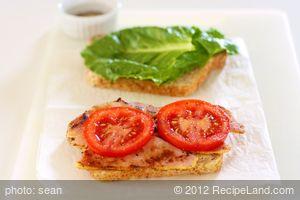 Almost BLT Sandwich
