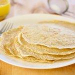 Whole Wheat Crepes