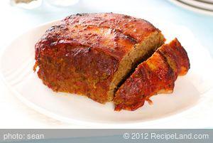 Ann Landers' Meatloaf