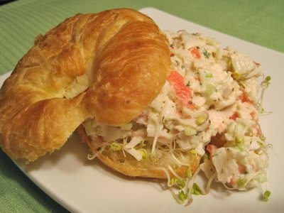 Crab (Imitation) Salad