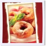 Homemade Pumpkin Spice Doughnuts