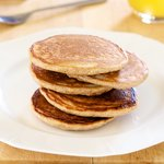 Buckwheat Buttermilk Pancakes