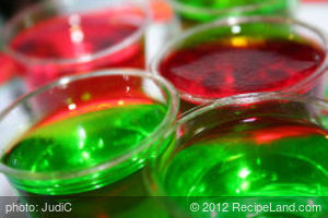 Margarita Jello Shooters