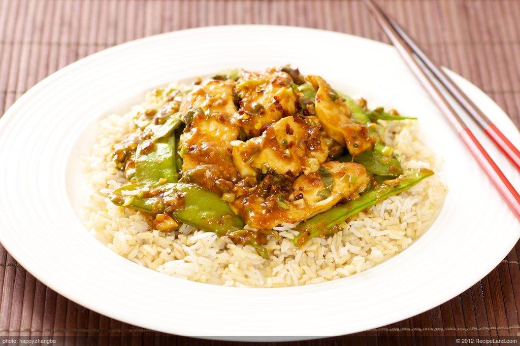 Chinese: Orange Chicken