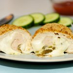 Mexican Stuffed Chicken