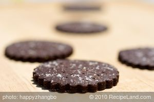 Crispy Chocolate Wafers