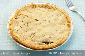 Caribou Meat Pie