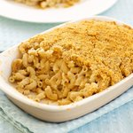 Old-Fashioned Macaroni and Cheese