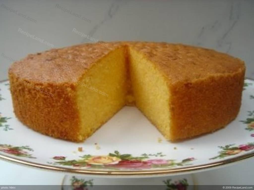 Easy Mix Butter Cake Recipe Recipeland