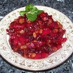 Lorelyn's Cranberry Chutney