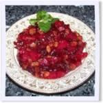 Lorelyn's Cranberry Chutney