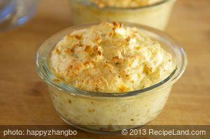 Mini Cheesy Potato Casseroles